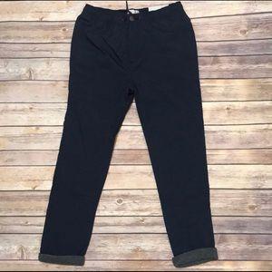 Zara Boys NWT double fabric casual pants size 9/10